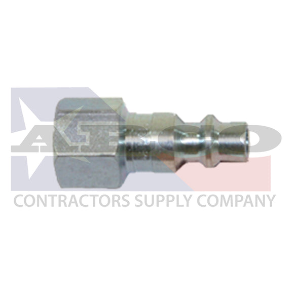 M732 Plug 1/4 X 3/8 Female NPT Quick-Disconnect Coupling