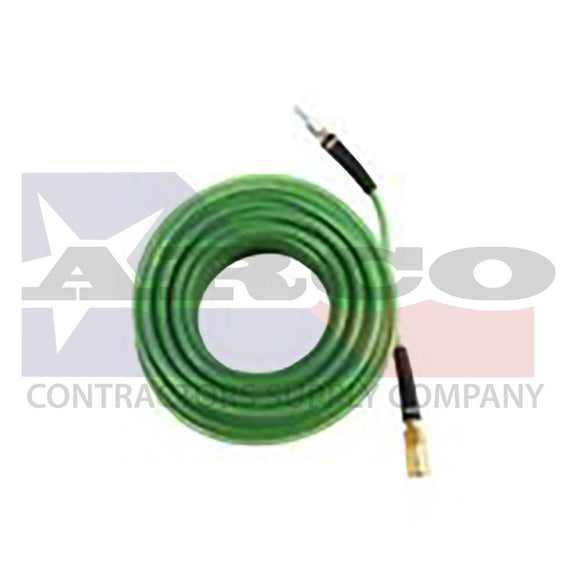 1/4x100' Polygreen Air Hose