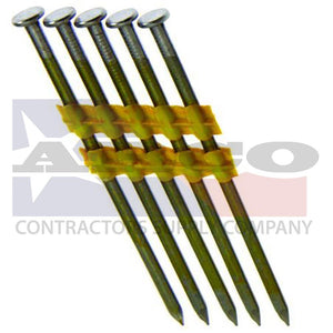 "2""x.113 Collated Framing Nail 21 Degree -  2.5M Box"