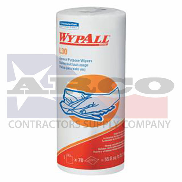 WypAll L30 Wipers 70ct