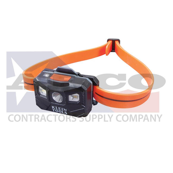 Rechargeable Auto-Off Headlamp 56034