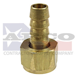 "3/8"" NPT Thread x 1/2"" Hose Barb Swivel Assembly"