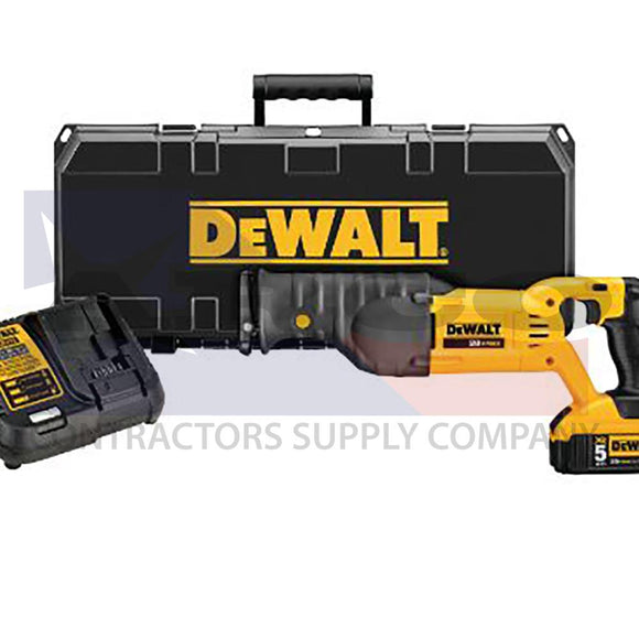 DCS380P1 Reciprocating Saw Kit