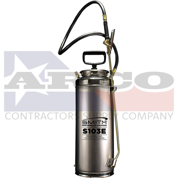 S103E SS Concrete Sprayer 3.5g
