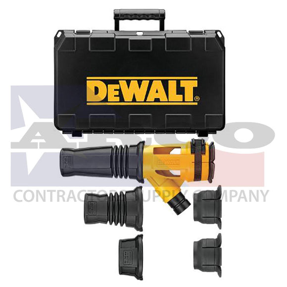 DWH053K Chisel Dust Kit