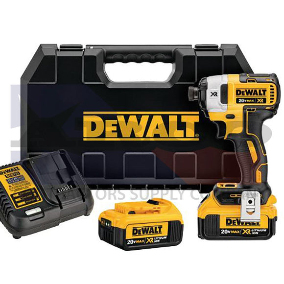 DCF887M2 3-Speed Impact Driver Kit