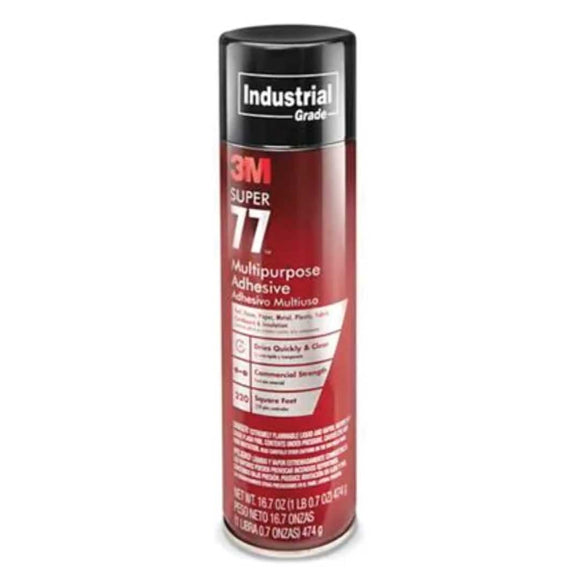 3M Super 77 16.5oz Adhesive