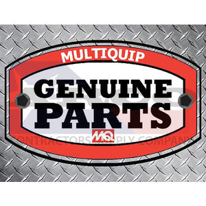 Multiquip Part# 20111 Gear Box Oil - 24 oz. bottle