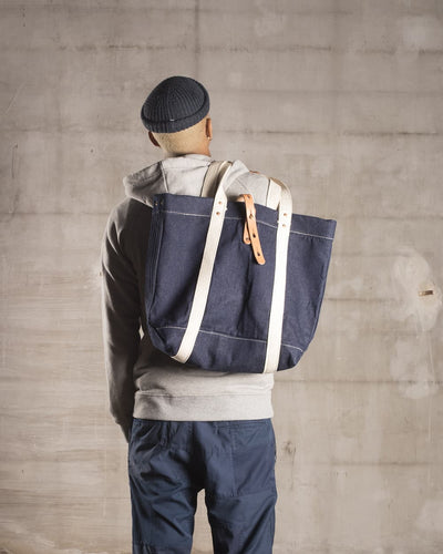 Overlord Upcycling Vintage | Janapese Denim Tote Bag