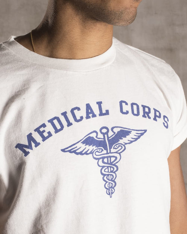 Overlord Upcycling Vintage • Medical Corps T-Shirt