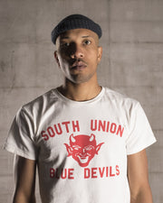 Overlord Upcycling Vintage | Blue Devils South Union T-Shirt