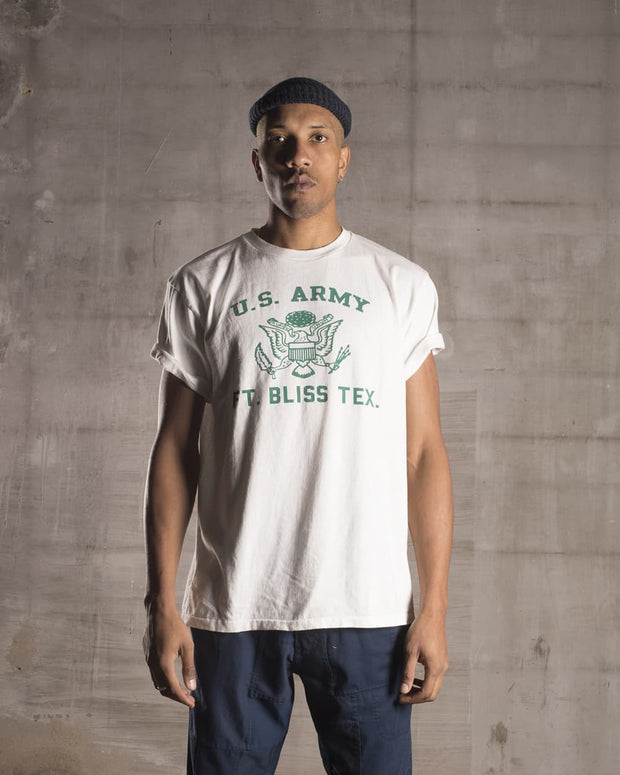 Overlord Upcycling Vintage | Bliss Tex US Army T-Shirt