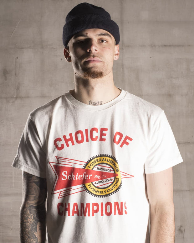 Overlord Upcycling Vintage • Choice Of Champions T-Shirt