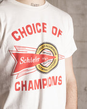 Overlord Upcycling Vintage | Choice Of Champions T-Shirt