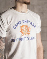 White Camp Ohiyesa T-Shirt - OVRLRD