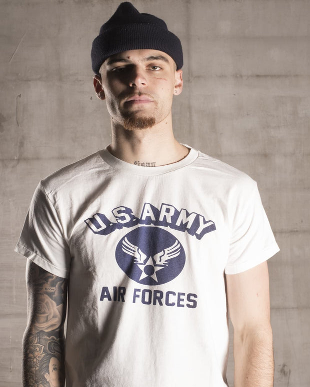 White US Air Forces T-Shirt - OVRLRD