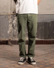 Military HBT Classic Pants OG107 - Green - OVRLRD