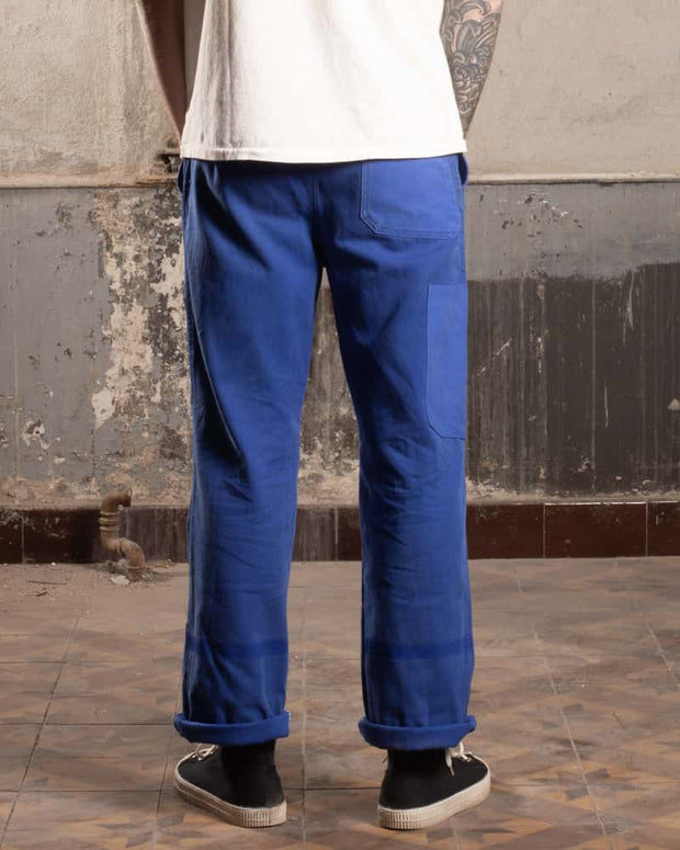 Overlord Upcycling Vintage • Working Blue Pant