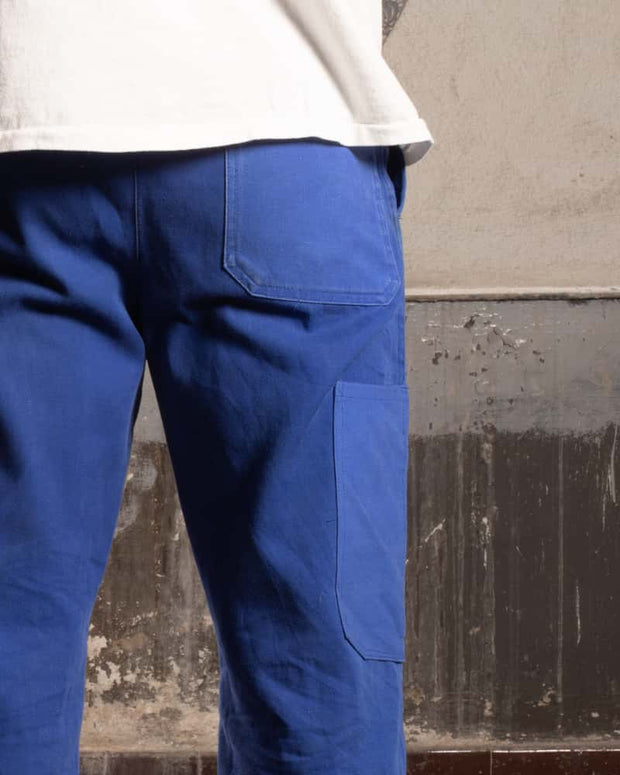 Overlord Upcycling Vintage | Working Blue Pant
