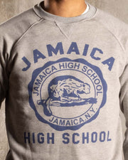 Overlord Upcycling Vintage | Jamaica High School Sweatshirt