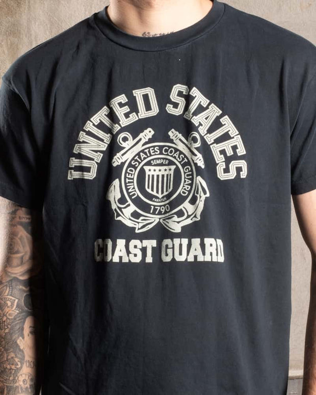 Overlord Upcycling Vintage | United Coast Guard T-Shirt