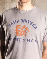 Overlord Upcycling Vintage | Camp Ohiyesa T-Shirt