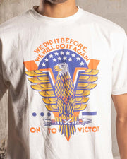 Overlord Upcycling Vintage | Victory T-Shirt