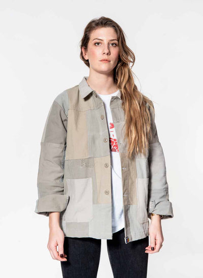 Overlord Upcycling Vintage | Mastic Patchwork Jacket