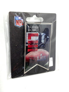 Super Bowl NFL Collectible Trading Pins (New) By Aminco International