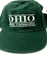 Load image into Gallery viewer, Ohio University Bobcats Vintage NCAA Fitted Unstructured Cap (New) By The Game