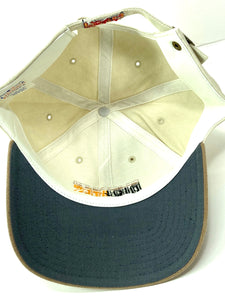 "Pittsburgh Pirates Vintage MLB ""50-50"" Ball Cap (New) By Twins Enterprise"