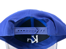 Load image into Gallery viewer, Kansas City Royals Vintage Late '90's MLB Twill Replica Snapback (New) By Twins Enterprise