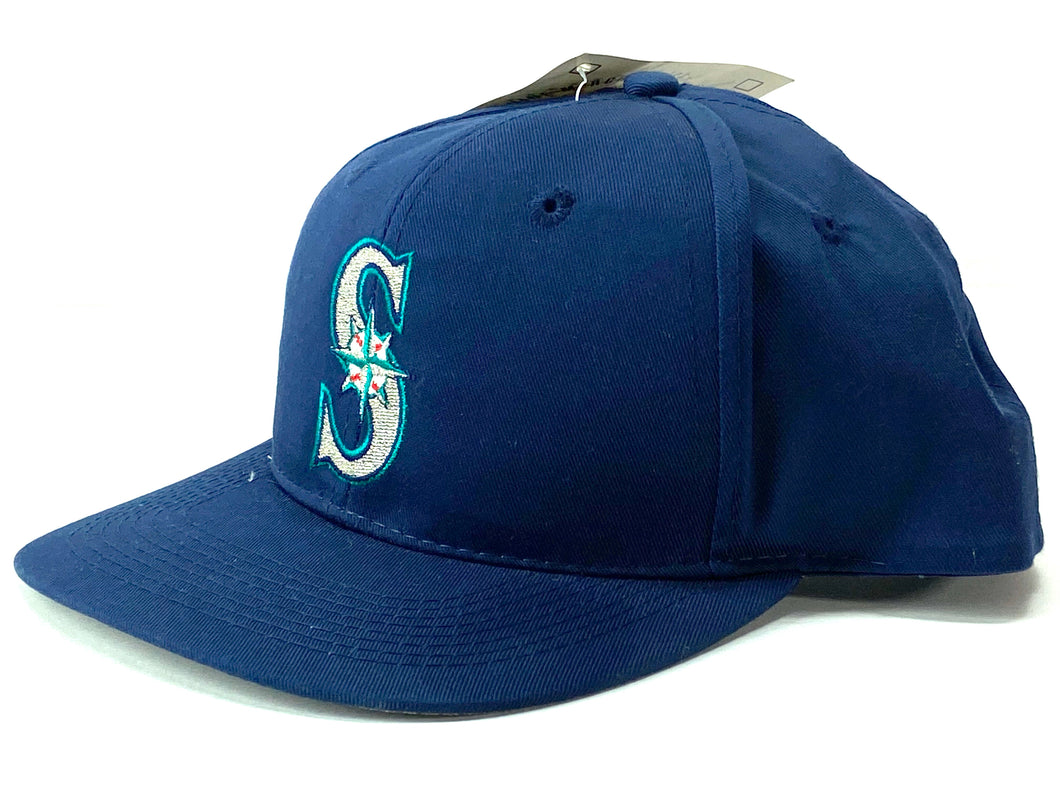 Seattle Mariners Vintage MLB Replica Snapback (New) By Drew Pearson Marketing
