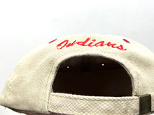 Load image into Gallery viewer, Cleveland Indians Vintage MLB Cotton Wahoo Cap (New) by Logo 7