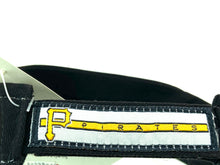 Load image into Gallery viewer, Pittsburgh Pirates Vintage MLB Two-Tone Visor (New) by Twins Enterprise