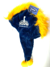 Load image into Gallery viewer, Super Bowl XLVIII (48) NFL Commemorative Mohawk Dangle Hat by Forever Collectibles