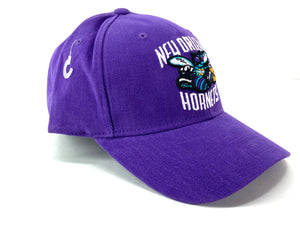 New Orleans Hornets 2007 NBA Purple Cotton Logo Cap (New) by Reebok