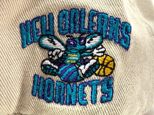 New Orleans Hornets 2007 NBA Khaki Unstructured Cap (New) by Reebok