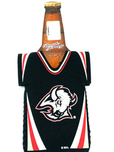 Buffalo Sabres Vintage NHL Bottle Jersey Insulator (New) by Kolder