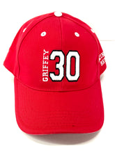Load image into Gallery viewer, Cincinnati Reds MLB Vintage Ken Griffey Jr. #30 Cap (New) By Drew Pearson Marketing