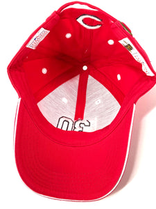 Cincinnati Reds MLB Vintage Ken Griffey Jr. #30 Cap (New) By Drew Pearson Marketing