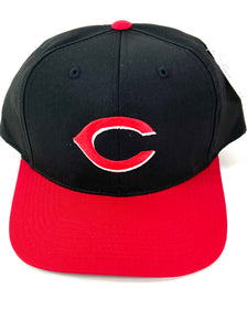 Cincinnati Reds Vintage MLB Team Color Snapback (New) By Outdoor Cap