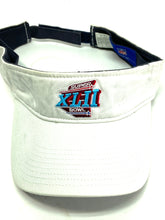Load image into Gallery viewer, Super Bowl XLII (42) NFL Commemorative Visors By Reebok
