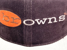 Load image into Gallery viewer, Cleveland Browns Vintage Late '90's NFL Brown Corduroy Cap (New) By American Needle