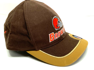 "Cleveland Browns Vintage NFL Team Color ""Sideline"" Cap (New) by Puma"