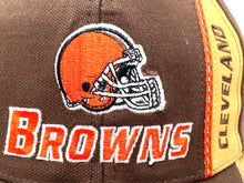 "Load image into Gallery viewer, Cleveland Browns Vintage NFL Team Color ""Sideline"" Cap (New) by Puma"