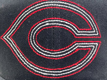 "Load image into Gallery viewer, Cincinnati Reds Vintage MLB Black ""Stitched Logo 'C' "" Cap (New) By American Needle"