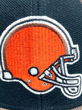 Load image into Gallery viewer, Cleveland Browns Vintage NFL 20% Wool Logo Snapback (New) By Twins Enterprise