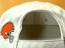 Load image into Gallery viewer, Cleveland Browns Vintage NFL Khaki Logo Cap (New) By American Needle