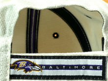 Load image into Gallery viewer, Baltimore Ravens Vintage NFL 15% Wool Logo Cap (New) By Twins Enterprise